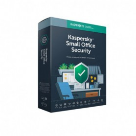 SOFTWARE ANTIVIRUS KASPERSKY SMALL OFFICE SECURITY 7.0 SERVIDOR  10 PC
