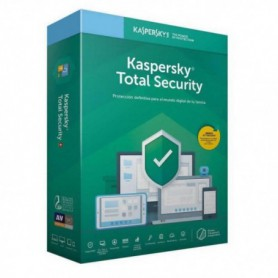 SOFTWARE ANTIVIRUS KASPERSKY 2020 TOTAL SECURITY 1 LICENCIA  SAFE KIDS