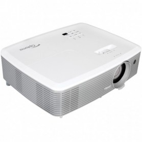 PROYECTOR   OPTOMA  WXGA  W400 3D 4000ANSI 1280X800DLP 22000:1 2HDMI 2W