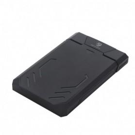 CAJA EXTERNA 2.5 COOLBOX GAMING DEEPCASE NEGRO USB3.0 NEGRA
