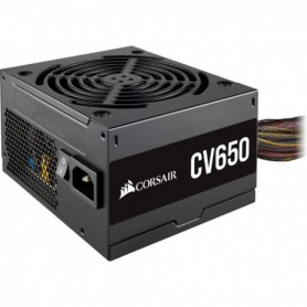 FUENTE ALIMENTACION ATX  650W CORSAIR CV650 80 BRONZE CP-9020211-EU