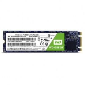 HD  SSD  480GB WESTERN DIGITAL M.2 2280 SATA3 GREEN 3D WDS480G2G0B