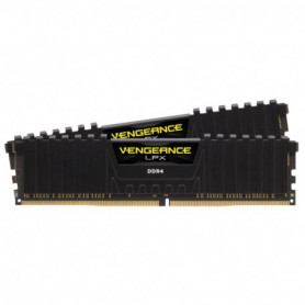MEMORIA KIT DDR4  64GB(2X32GB) PC4-28800 3600MHZ CORSAIR VENGEANCE LPX C18