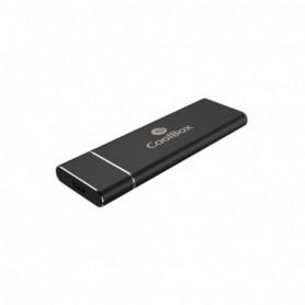 CAJA EXTERNA M.2 SSD SATA COOLBOX MINICHASE S31 USB3.1 COO-MCM-SATA