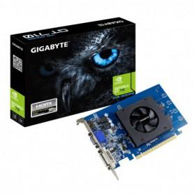 VGA  PCI-EX NVIDIA  GIGABYTE GT710 1GB DDR5 HDMIDVIPCI LOW PROFILE
