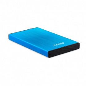 CAJA EXTERNA 2.5 TOOQ 95 MM SATA USB 3.03.1 GEN1 AZUL TOOQ TQE-2527BL