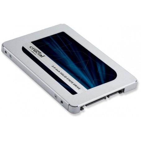 HD  SSD 2TB CRUCIAL 2.5 MX500 SATA 6GBS  CT2000MX500SSD1