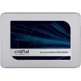 HD  SSD  250GB CRUCIAL 2.5 MX500 SATA 6GBS CT250MX500SSD1