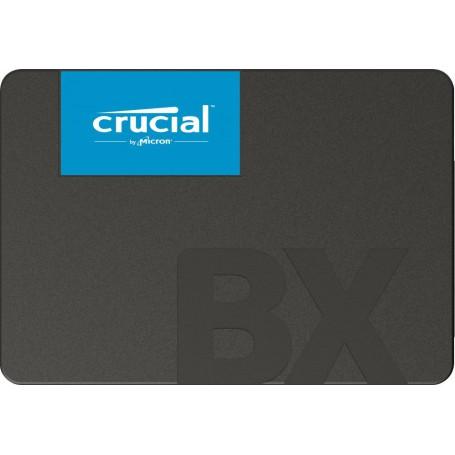 HD  SSD  480GB CRUCIAL 2.5 BX5000 SATA 6GBS CT480BX500SSD1