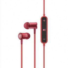 AURICULAR ENERGY EARPHONES BT URBAN 2 TALK CHERRY 449163