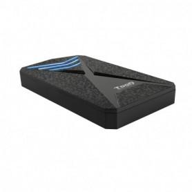 CAJA EXTERNA 2.5 TOOQ GAMING SATA USB3.03.1 GEN1 LEDS AZUL TQE-2550BL