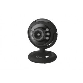 CAMARA WEBCAM TRUST SPOTLIGHT PRO LED CMICROFONO USB 16428