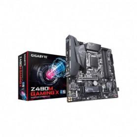 PB S1200 GIGABYTE Z490M GAMING X 4DDR4 SATA6 HDMI PCIE RAID DP RGB MATX