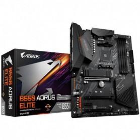 PB AMD SAM4 GIGABYTE B550 AORUS ELITE 4DDR4 PCIE M2 4SATA3 DP RGB HDMI ATX
