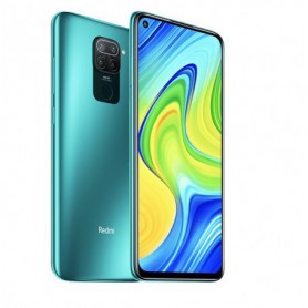 TELEFONO XIAOMI REDMI NOTE 9 P6.53 OC 4GB 128GB 4882213MP 4G GREEN MZB9468EU