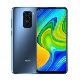 TELEFONO XIAOMI REDMI NOTE 9 P6.53 OC 4GB 128GB 4882213MP MIDNIGHT MZB9466EU