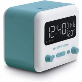 ALTAVOCES ENERGY BLUETOOTH CLOCK SPEAKER 2 SKY 5W RADIO-DESPERTADOR 450725