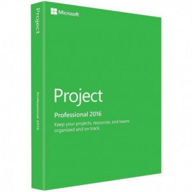 MICROSOFT RETAIL PROJECT 2016 PROFESIONAL ESD LNF