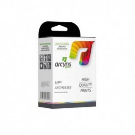TINTA HP 350XL D43804200573057805785 COMP ARCYRIS NEGRA