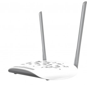PUNTO ACCESO INALAMBRICO TP-LINK 300MBPS 2 ANT DESM 4DBI  TL-WA801N
