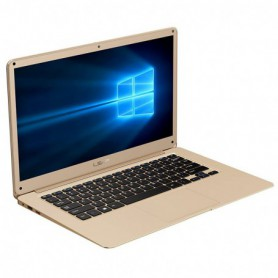 PORTATIL INNJOO VOOM LAPTOP CEL N3350 4GB 64GB 14.1 DORADO W10S