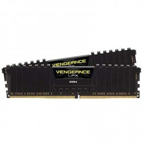 MEMORIA KIT DDR4  32GB(2X16GB) PC4-28800 3600MHZ CORSAIR VENGEANCE LPX C18