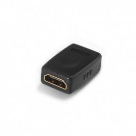 ADAPTADOR HDMI AH-AH NEGRO AISENS A121-0123
