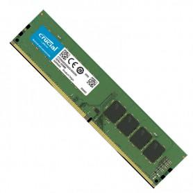 MEMORIA DDR4 16GB PC4-21300 2666MHZ CRUCIAL CL19 1.2V CT16G4DFRA266