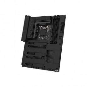 PB S1200 NZXT N7 Z490 4DDR4 SATA PCIE HDMI M2 WIFI RGB ATX NEGRO MATE