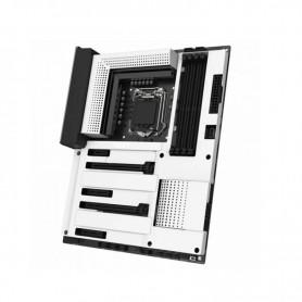 PB S1200 NZXT N7 Z490 4DDR4 SATA PCIE HDMI M2 WIFI RGB ATX BLANCO MATE