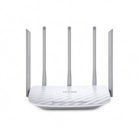 ROUTER TP-LINK ARCHER C60 WIFI  DUAL BAND 5ANTENAS EXT AC1350