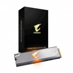 HD  SSD  256GB GIGABYTE AORUS M.2 RGB  PCIE GP-ASM2NE2256GTTDR