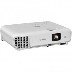 PROYECTOR   EPSON  XGA PORTATIL EB-E01 3D 3300L 1024X768 15000:1 HDMI VGA USB