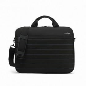 BOLSA PORTATIL 15.6 COOLBOX NEGRO IMPERMEABLE COO-BAG15-1N