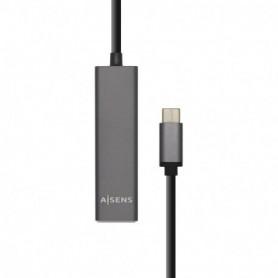 ADAPTADOR USB 3.1 TIPO-C AISENS 4P USB A109-0403