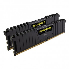 MEMORIA KIT DDR4  32GB(2X16GB) PC4-28800 3600MHZ CORSAIR VENGEANCE LPX C18 AMD