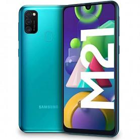 TELEFONO SAMSUNG GALAXY M21 P6.4 OC 4GB 64GB 48MP 4G AZUL