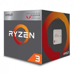 MICRO  AMD AM4 RYZEN 3 4300GE 4.0GHZ 6MB 35W RADEON 12100-100000151MPK OEM