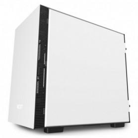 CAJA  MINI-ITX NZXT H210B BLANCANEGRA CA-H210B-W1