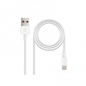 CABLE LIGHTNING A USB-C 2.0M NANOCABLE 10.10.0602