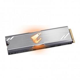 HD  SSD  512GB GIGABYTE AORUS RGB M.2 PCIE GP-ASM2NE2512GTTDR