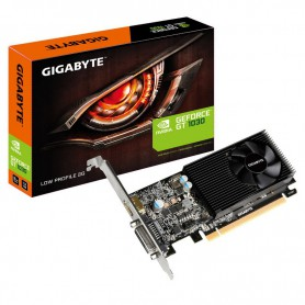 VGA  PCI-EX NVIDIA GIGABYTE GT1030 SL 2GB GDR5 DVI-DHDMI