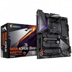 PB AMD SAM4 GIGABYTE B550 AORUS MASTER 4DDR4 M2 SATA HDMI 2WIFI 6USB3.2 1USBC ATX