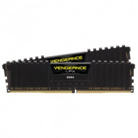 MEMORIA KIT DDR4  32GB(2X16GB) PC4-25600 3200MHZ CORSAIR VENGEANCE LPX C16