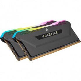 MEMORIA KIT DDR4  32GB(2X16GB) PC4-28800 3600MHZ CORSAIR VENGEANCE RGB PRO SL AMD