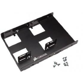 ADAPTADOR BRACKET SSD CORSAIR  CSSD-BRKT2 2.5-3.5 DUAL SSD MOUNTING