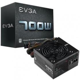 FUENTE ALIMENTACION ATX  700W EVGA W1 80 100-W1-0700-K2