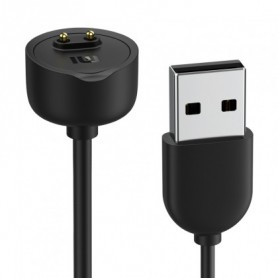CARGADOR USB XIAOMI MAGNETICO PARA MI BAND 5 0.16A NEGRO BHR4641GL