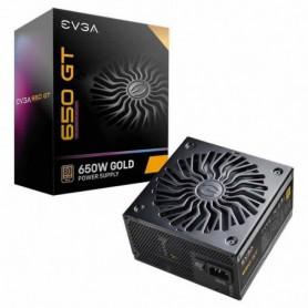 FUENTE ALIMENTACION ATX  650W EVGA SUPERNOVA GT 80 GOLD MODULAR 220-GT-0650-Y2