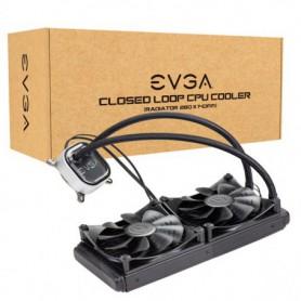 REFRIGERADOR LIQUIDO CPU EVGA CLC 280MM RGB LED CPU 2XFX13 140MM 400-HY-CL28-V1
